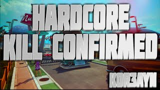 BO3: Hardcore Kill Confirmed Gameplay w/ @Kor3aYn