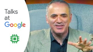 "Garry Kasparov: ""Deep Thinking"" 