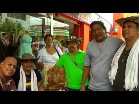 Grupo Talento Cumbia Colombiana desde El Banco Magdalena