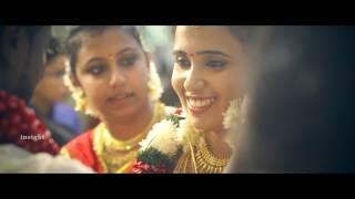A Classical Kerala Hindu Wedding | Anoop + Sreelakshmi | Insight Official |