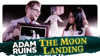 Why the Moon Landing COULDN