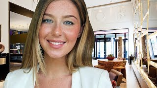 [ASMR] Hotel & Spa Luxury Check In Relaxing Roleplay