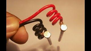 কিভাবে ইলেকট্রিক হিটার তৈরি করবেন? || 3 Experiment of electric heater | How to make electric heater