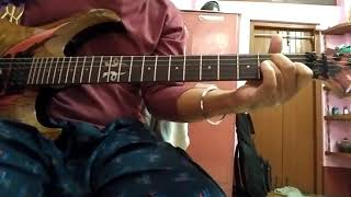 Mon majhi re guitar intro and full chords