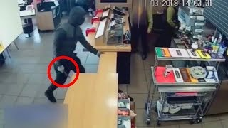Top 15 Most Scary Videos Caught at McDonalds