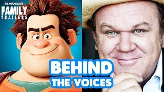 Wreck It Ralph | Behind the Voices of the Disney Animated Movie