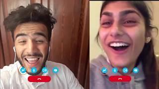 اتصلت على  ميا خليفة : وطلبت منا الزواج على المباشر! ردة فعل صادمة