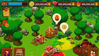 How to download dino island mod apk on Android  (unlimited gems,mangoes&coins)