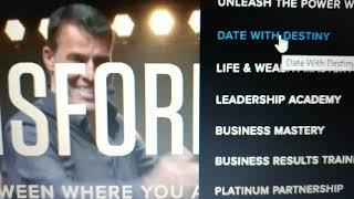 Tony Robbins Changed My Life