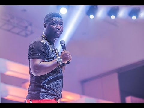 Seyi Law most outstanding Comedy performance    Cover