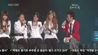 [HD] YooHeeYeol's Sketchbook - T-ara Cut (2/2)