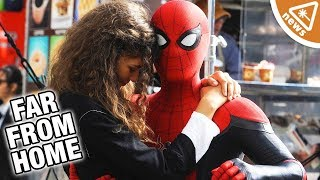 How the Spider-Man Far From Home Trailer Changed Everything We Know (Nerdist News w/ Jessica Chobot)