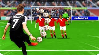 WE ARE AT THE WORLD CUP!- Jumpers For Goalposts
