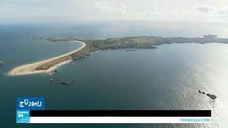 جزيرة هوات بفرنسا.. بين المساحات الخضراء ومياه المحيط الفيروزية