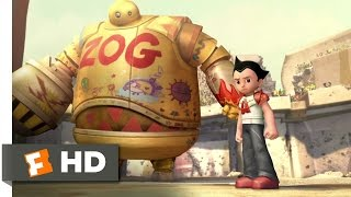 Astro Boy (8/10) Movie CLIP - I'm Old School (2009) HD