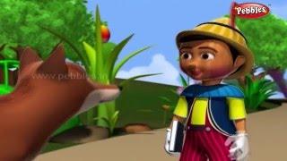 Pinocchio | 3D Fairy Tales in Hindi for Kids | Pari Ki Kahaniya Hindi | 3D Fairy Stories