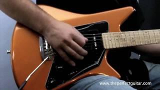 Music Man Albert Lee Guitar with MM90 Pickups Demo - The Perfect Guitar