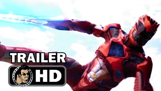 POWER RANGERS Official Trailer #3 (2017) Sci-Fi Action Movie HD