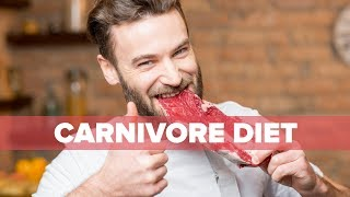 Carnivore Diet - The Anti-Vegan Healthy Choice?