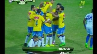 أهداف مباراة الإسماعيلي وسموحة كاملة.. هدف صحيح ملغي للدراويش