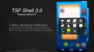 TSF Shell 3.0 Features demo V1