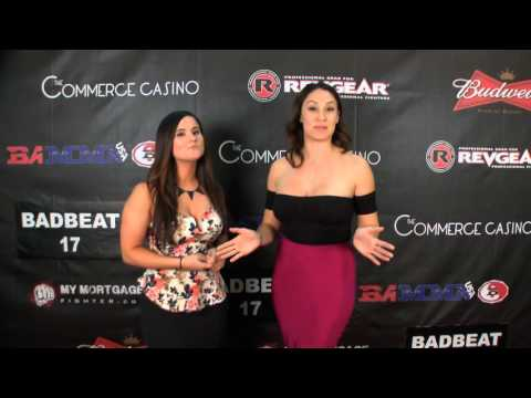 Ryan Keely Badbeat 17 Red Carpet Interview