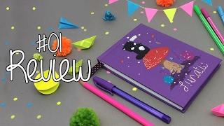 CREEPY SKETCHBOOK - fast review