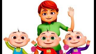 Feeling Song 2 (Single)   Five Little Babies   Zool Babies Fun Songs   Nursery Rhymes & Kids Songs