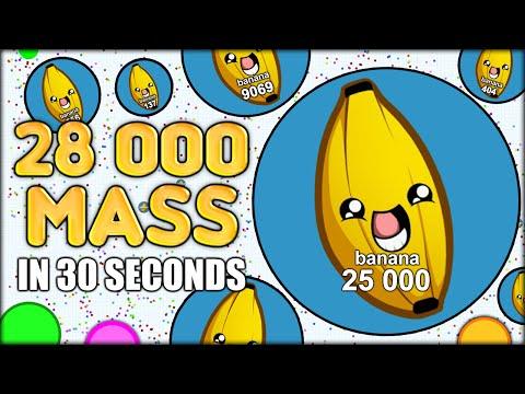 MY WORLD RECORD 28 000 MASS IN 32 SECONDS IN AGARIO THE MOST ADDICTIVE GAME EVER AGAR.IO 29