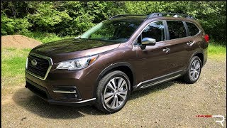2019 Subaru Ascent – The BIGGEST Subaru Ever Is HERE