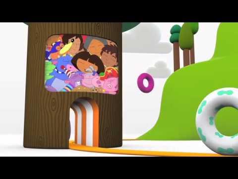 Dora the Explorer Coming Up Next on Nick Jr.