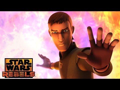 Xxx Mp4 Jedi Night The Death Of Caleb Dume Star Wars Rebels Disney XD 3gp Sex