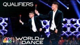 World of Dance 2018   The Gentlemen  Qualifiers Full Performance
