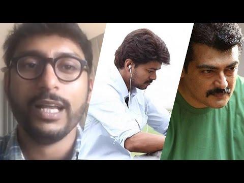 Xxx Mp4 RJ Balaji S Opinion About Vijay Ajith S Fanwar In Social Media 3gp Sex