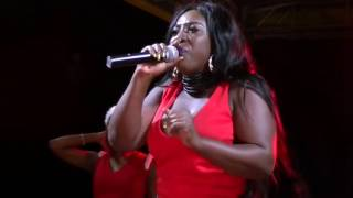 Spice Express Her Feelings About Vybz Kartel & Diss Alkaline Live Performance [December 2016]
