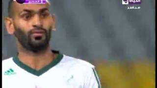 مباراة  الأهلي  VS  المصري  2 / 3 ...... الدورى المصرى 2015 / 2016