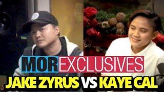 Jake Zyrus to Kaye Cal: