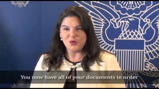 U.S. Non Immigrant Visa Application Process