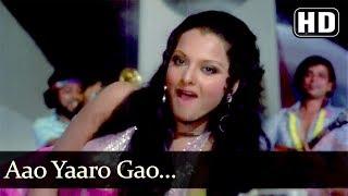 Aao Yaaro Gao (HD) - Hawas Song - Rekha - Anil Dhawan - Pinchoo Kapoor - FIlmigaane