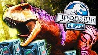 LUTE PELA SOBREVIVÊNCIA, NOVA ATUALIZAÇÃO! - Jurassic World - O Jogo - Ep 130