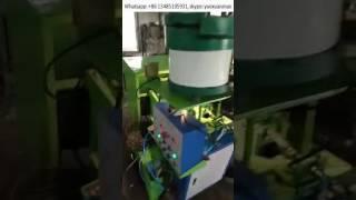 Automatic square nut tapping machine-nut making machine