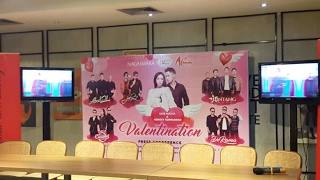 Live Streaming Valentination NAGASWARA 14 Feb 2017