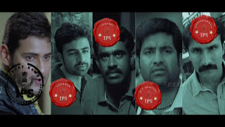 Tamil action movie | Athiradi vettai tamil movie | Mahesh Babu | Samantha | Prakash Raj