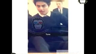 SRK's son Aryan Khan singing in his classroom: FIRST VIDEO EVER!