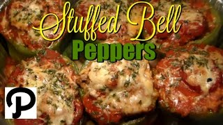 Homemade Stuffed Green Bell Peppers Recipe: How To Make THE BEST Stuffed Bell Peppers