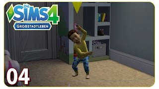 Kleine Füße wippen zur Musik #04 Die Sims 4 - We are Family [Spezialreihe Kleinkinder] - Let