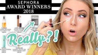 """SEPHORA'S """"BEST OF 2018"""" AWARD WINNERS… REALLY???"""