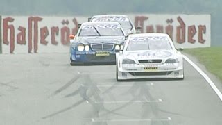 DTM Sachsenring 2000 - Highlights