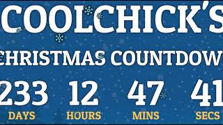 How Many Days Until Christmas 2018