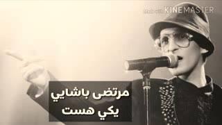 مرتضى فاشايي ❤️يكي هست مترجمه للعربيه